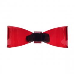 red glossy emil enz fliege